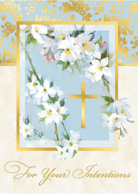 For Your Intentions - Custom Mass Cards | Box of 50