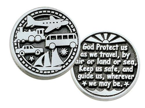 Travelers Pocket Token Coin