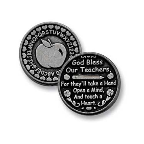 Teachers Pocket Token Coin