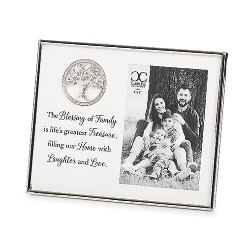 "7"" Family Tree Frame 