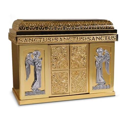 #86TAB19 Sanctus Tabernacle | Bronze
