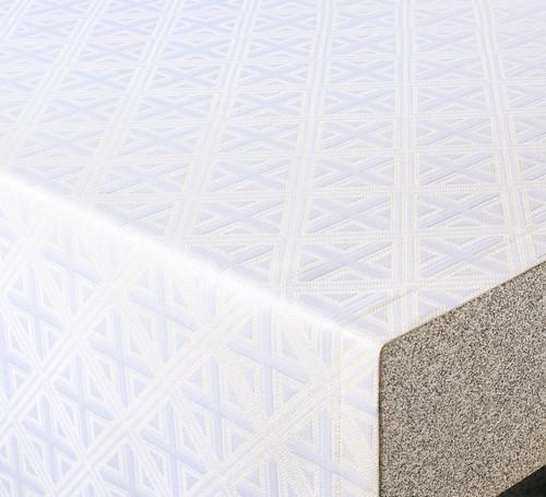 Woven Cross Jacquard Altar Cloth | 100% Trevira | Multiple Types | Custom Sizing Available