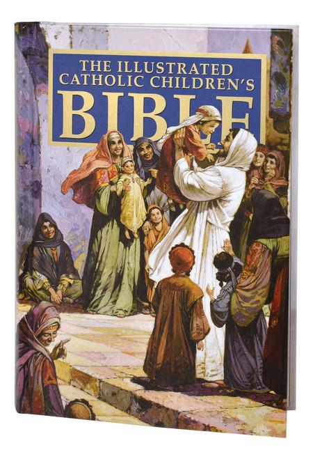 The Illustrated Catholic Children's Bible | Hardcover