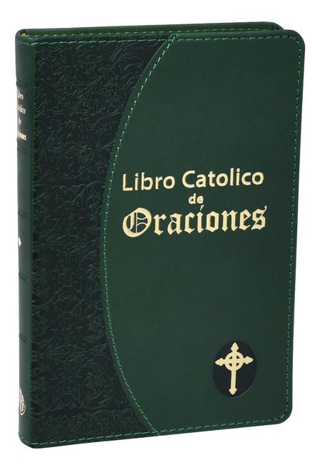 Libro Catolico De Oraciones | Green