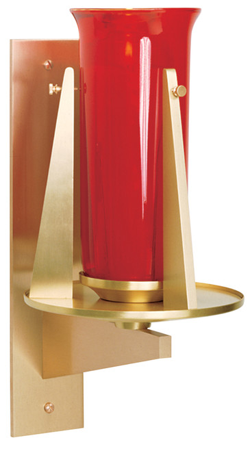 K361 Wall Sanctuary Lamp | Multiple Finishes Available