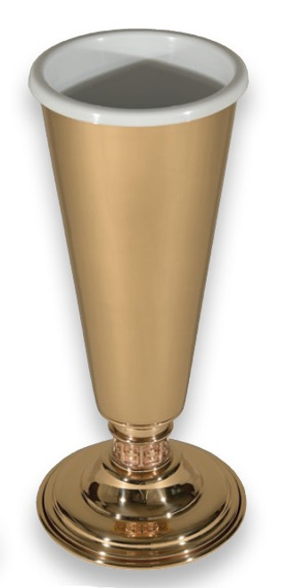 #20AFV34 Altar Vase   Multiple Sizes & Finishes Available