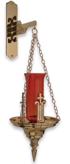 #20HSL34 Hanging Sanctuary Lamp | Multiple Finishes Available