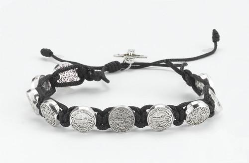 Saint Benedict Medals Bracelet
