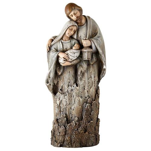 17'' Holy Family Figure | Resin