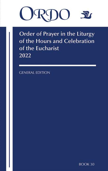 Ordo | 2022 | All Dioceses
