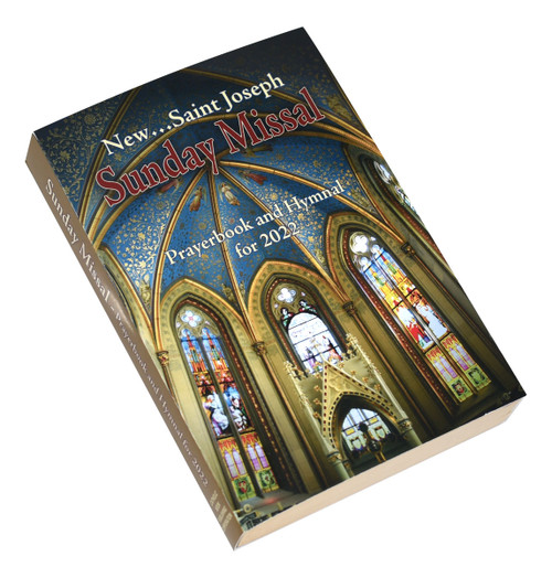 St. Joseph Sunday Missal | Annual Prayerbook And Hymnal For 2022