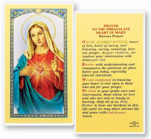 Novena Prayer to IHM