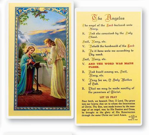 Angelus Annunciation Prayer