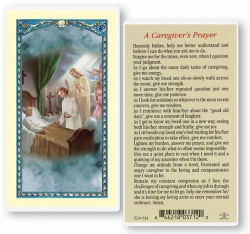 Caregivers Prayer