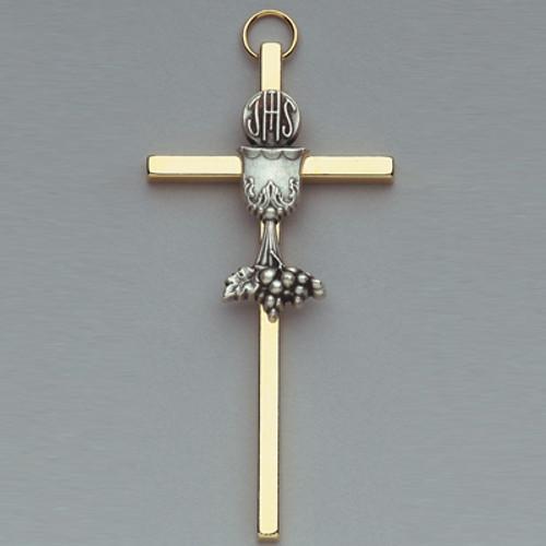 """Communion Cross 3-1/2"""""""