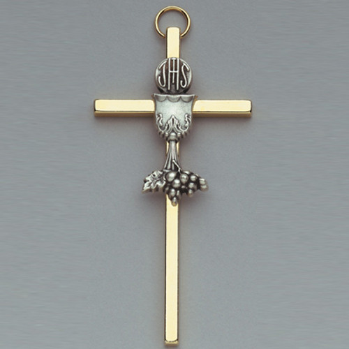 Communion Cross 3-1/2""