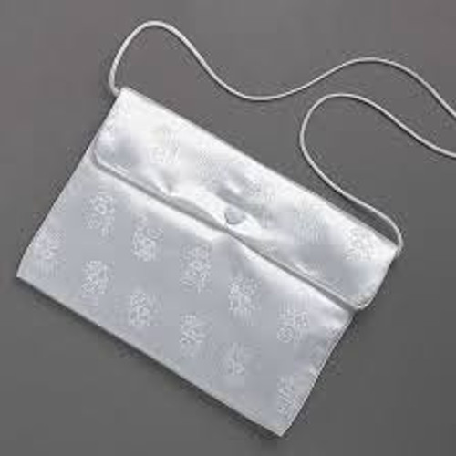 First Communion Satin Purse
