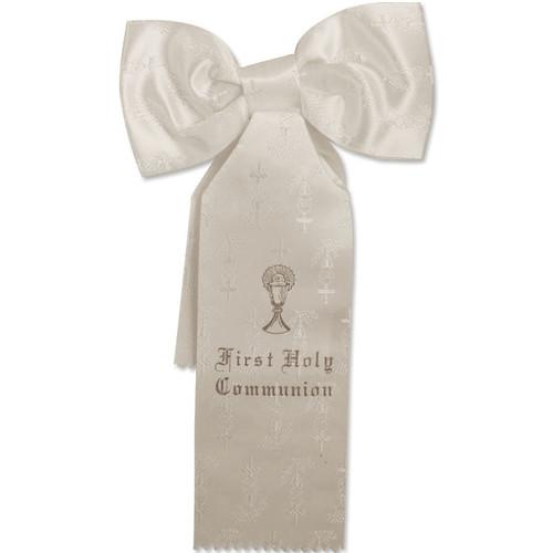 First Communion Satin Armband