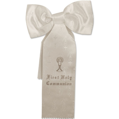 First Communion Satin Armband