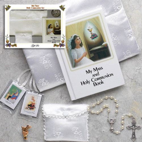 Girl's First Holy Communion Gift Sets | All Sets