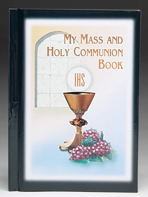 My Mass & Holy Communion Book - Full Color, First Light Edition