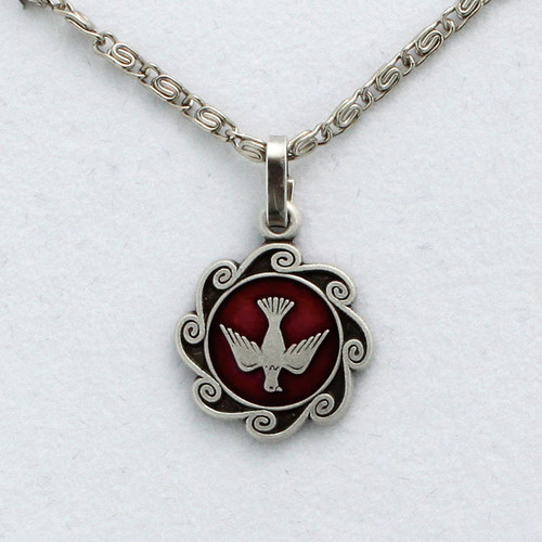 Holy Spirit Confirmation Pendant
