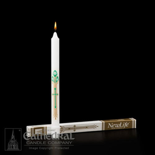 New Life R.C.I.A. Candle   Box of 12