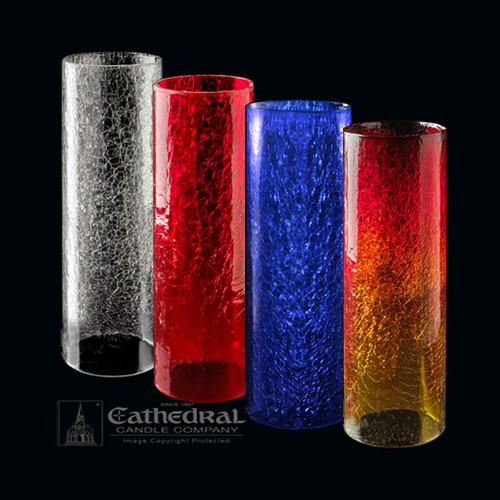 Sanctuary Light Glass Globes   14 Day   All Colors