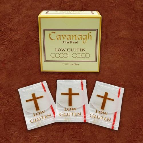 "1-3/8"" Low Gluten Hosts | Box of 25"
