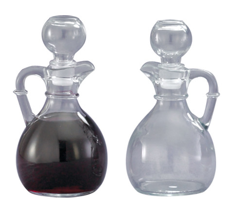 Glass Cruet Set - 6oz, 6""
