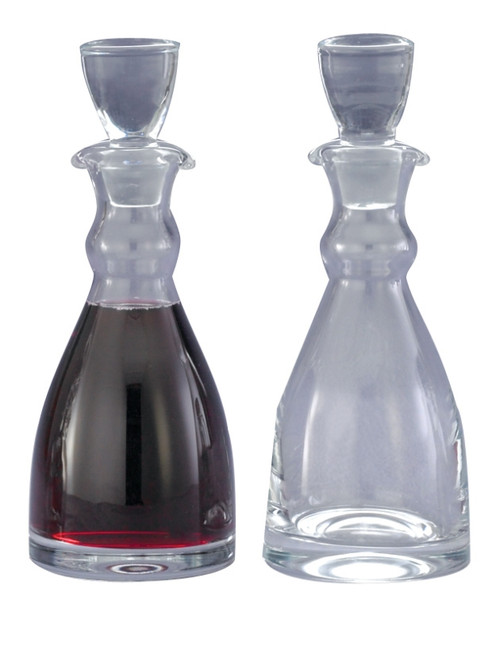 Glass Cruet Set - 10oz, 8""