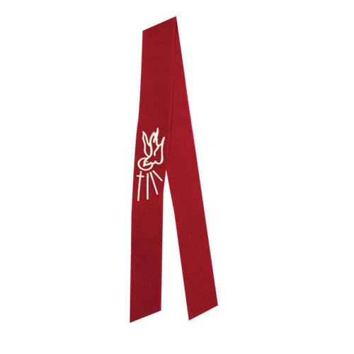Confirmation Holy Spirit Adult Scarf