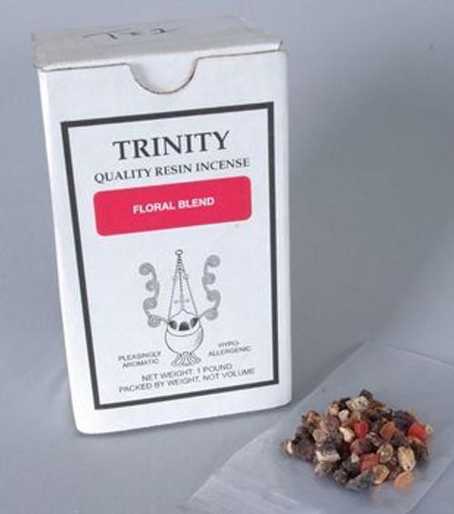 Trinity Floral Blend Incense | 1lb Box