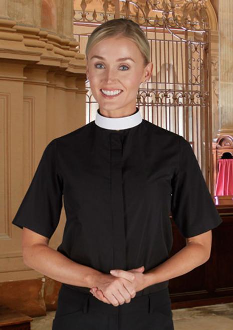Women's Classic Comfort   Neckband   Short Sleeve