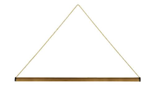 Wood Banner Hangers | Multiple Sizes | Set of 2