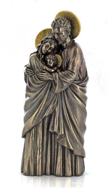 "10"" Holy Family Statue 