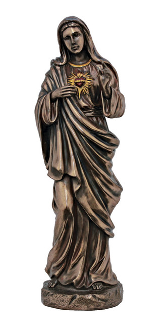 """11"""" Immaculate Heart Of Mary 