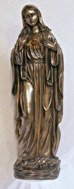 "39"" Immaculate Heart Of Mary 