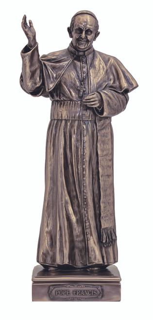 "11"" Pope Francis Statue 