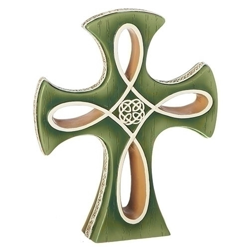 "8"" Celtic Irish Cross"