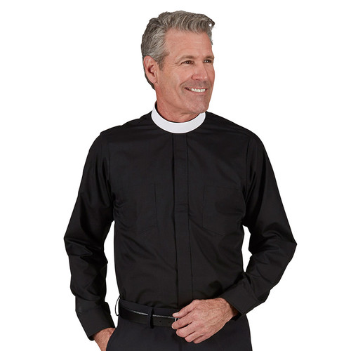 Neckband | Long Sleeves | Original RJ Toomey - Manufactured in Mass