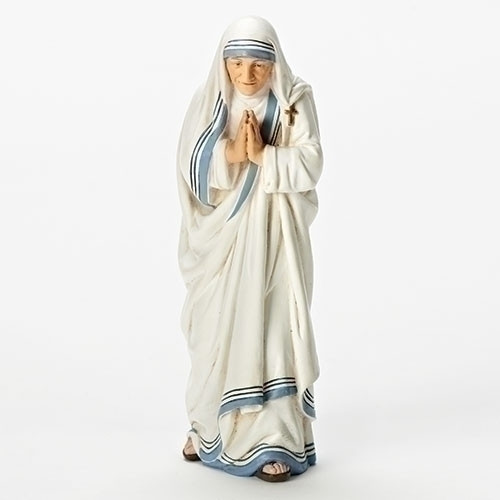 "5.5"" St. Mother Teresa of Calcutta Statue 