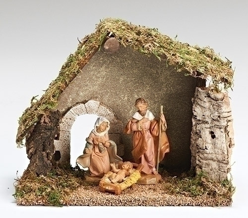 "5"" Nativity Set Starter Kit 