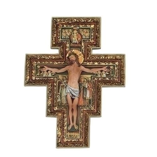 "11"" San Damiano Wall Cross"