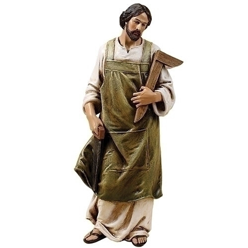 "10"" St Joseph The Worker 