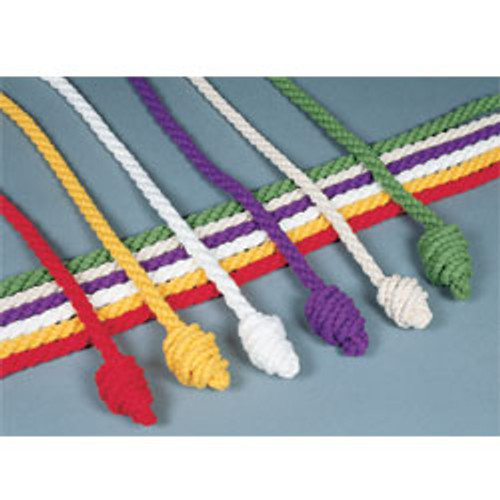 "Monk's Knot Cotton Cincture | 144"" L 