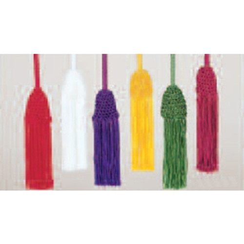 "100% Rayon Tassel Cincture | 144"" L 