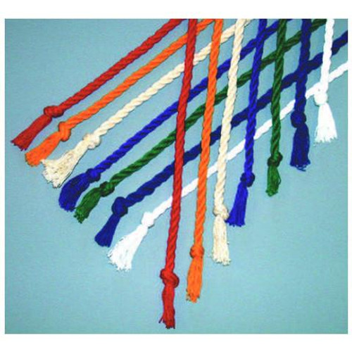 "Altar Server Cotton Tassel Cincture | 77"" L | White"