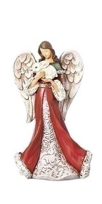 Irish Angel Figurine by Roman Inc 12400