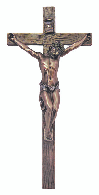 """13"""" Veronese Collection Crucifix 